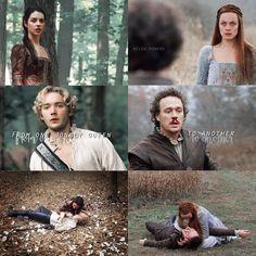 Marie, Elisabeth, François et Gideon Mary Queen Of Scots, Queen Mary, Queen Elizabeth, Reign Cast, Reign Tv Show, Mary Stuart, Serie Reign, King Francis Of France, Isabel Tudor