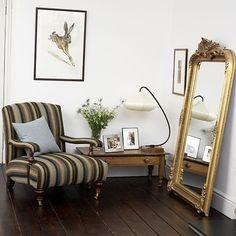 Flur Diele Wohnideen Möbel Dekoration Decoration Living Idea Interiors home corridor - Weiß schrulligen Flur