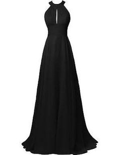black bridesmaid dresses wedding - Google Search