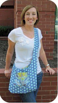 Cute sling bag be @Stephanie Close Britt