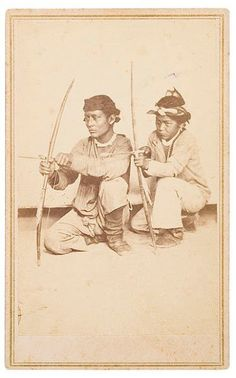 Navajo boys - 1862 ❤ Please visit my Facebook page at: www.facebook.com/jolly.ollie.77