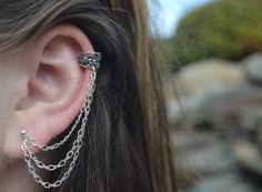 Ear Cuffs -Dangle