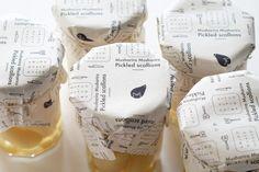 ムシャリラムシャリロのらっきょうパッケージデザイン | TONE Inc. - 株式会社トーン