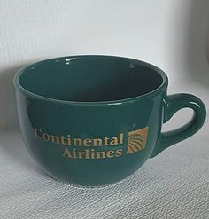 Check out this item in my Etsy shop https://www.etsy.com/listing/496078454/vintage-continental-airlines-large-soup