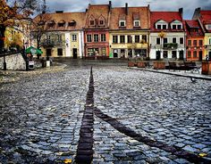 The Old Town, Sandomierz, Poland Visit Poland, Historical Images, Central Europe, Old Buildings, Warsaw, Art And Architecture, Us Travel, Old World, Travel Ideas