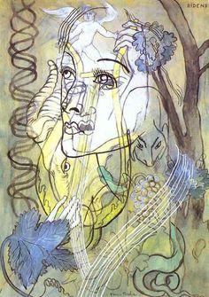 Ridens via Francis Picabia