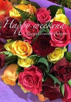 Love Rose, Good Morning Images, Happy Weekend, Wedding Bouquets, Wedding Flowers, Natural, Red Roses, Beautiful Flowers, Plants
