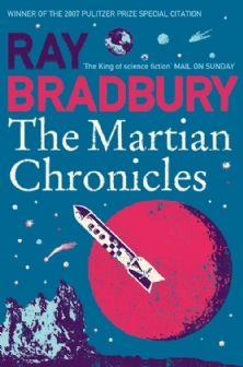 Bradbury, Ray. The Martian Chronicles
