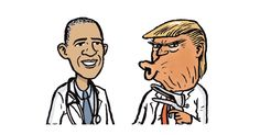 Obamacare? ... Trumpcare? ... Get Rid Of It All - https://therealstrategy.com/obamacare-trumpcare-get-rid-of-it-all/
