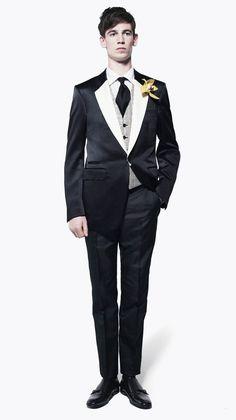 Alexander McQueen Menswear Spring/Summer '13