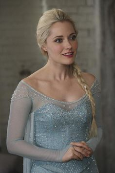 OUAT | Elsa  I loved her as Elsa. I was at first skeptical how well she would be, but she did an amazing job!