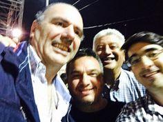 """TEKOVE POTI HOY DOMINGO 21 Hs  UN CIERRE A TODA ORQUESTA CON EL EQUIPO MUSICAL """"LOS AUTÉNTICOS DECADENTES""""  CIERRE DEL PROGRAMA CON LA PRESENCIA DEL GOBERNADOR DE LA PROVINCIA RICARDO COLOMBI."""