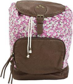 Backpacks @SWELL Style http://www.swell.com/Womens-Backpacks-Travel/BILLABONG-HOMEROOM-HIPPIE-BACKPACK-3?cs=PI #billabong