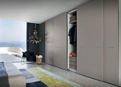 Alfa Traccia Sliding Door Wardrobe