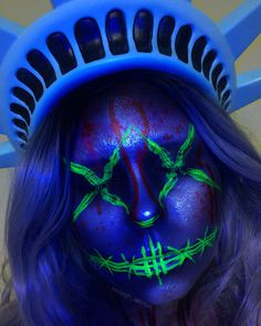 Statue of Liberty (The Purge) by kayleigh_ashman