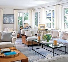 cape cod homes interior pictures | Haven and Home: My Style...French Eclectic???