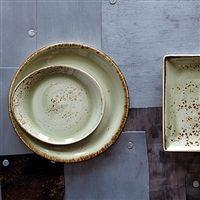 Steelite Craft dinnerware with artisan glazes