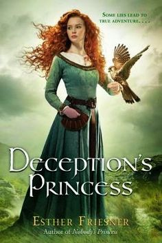 Gizzimomo's Book Shelf: BOOK REVIEW - Deception's Princess #1: Deception's...