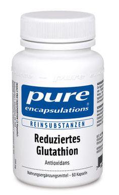 Gluthathion reduziertes, 60 Kapseln