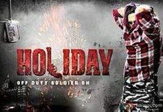 The Motion Poster for Holiday staring Akshay Kumar and Sonakshi Sinha in lead roles.