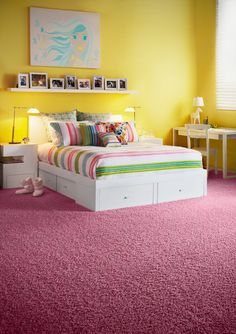 The ULTIMATE teen bedroom but obviously unrealistic- no teen bedroom is EVER this clean.