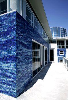 Sfatiamo uno stereotipo! Secondo voi il mosaico è adatto solo per rivestimenti interni? - Let's dispel a stereotype! Do you think mosaic is only suitable for interior decoration?