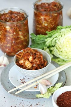 Kimchi, Dinner Tonight, Chinese Food, Recipies, Health Fitness, Food And Drink, Cooking Recipes, Ethnic Recipes, Gastronomia