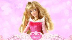 "Disney Princess 🎀 Sleeping Beauty 🎀 Aurora Doll ""Briar Rose"" Disney doll for kids unboxing Disney Princess Cinderella, Princess Aurora, Film Maleficent, Rainbow Toys, Live Action Film, Briar Rose, Disney Dolls, Rapunzel, Doll Toys"