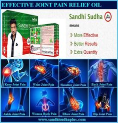 Sandhi Sudha plus is the best treatment or such ailments. The oil repairs the joints that lacks Synovial Fluid and starts supplying blood to the joint. With the increase in the flow of the blood, the Synovial membrane starts releasing Synovial fluid that brings back the smoothness and stickiness in the joint. The oil can also be used for reconstructing the damaged tissues and the other injured parts of the body.