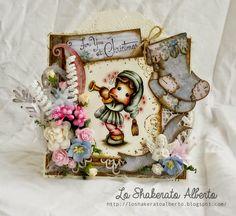 Tilda with Trumpet & sentiment / Lo shakerato Alberto