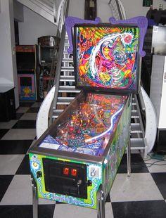 Arcade Game Machines, Arcade Games, Pinball, Game Room, Nostalgia, Greek, Nerd, Tables, Culture