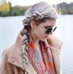1000 ideas about side braid hairstyles on pinterest side braids