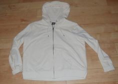 WOMANS SOFT LINED JACKET SIZE XL (16-18) #FADEDGLORY #BasicJacket