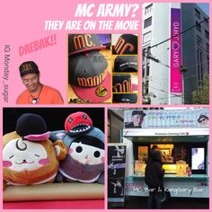 Mc army For more update please visit our instagram account monday_sugar #mondaycouple #runningman #kanggary #songjihyo