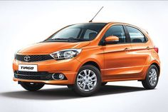A large contribution to Tata's passenger car sales growth is from the strong demand of the Tiago