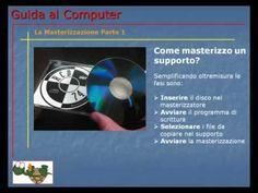 Lezione 77 (VIDEO) - LA MASTERIZZAZIONE PARTE 1. Cos'è e come eseguirla con il programma integrato in Windows.