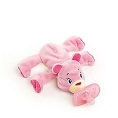 Bright Starts - Cozy Coos Deluxe - Pink Cub
