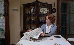 I Named My Cat George Sanders — screenshottery:  Delphine Seyrig as Jeanne Dielman...