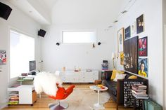 Renters' Inspiration: Gorgeous Rooms with White Walls