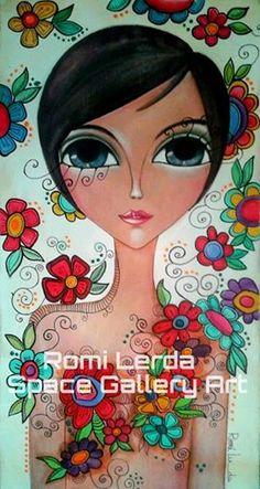 Risultati immagini per romi lerda mandalas Kunstjournal Inspiration, Art Journal Inspiration, Arte Pallet, Abstract Faces, Arte Pop, Eye Art, Art Journal Pages, Whimsical Art, Art Plastique