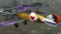 Albatros DV Jasta 17 - Georg Strasser