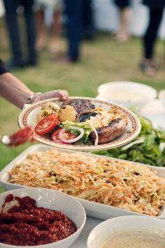 Three Wedding Reception Menu Ideas, Part 2: Backyard Barbecue — Nirvana Photography Studios