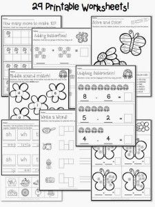 Texas history month printable worksheets and mini-unit