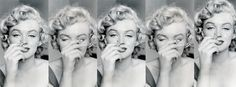 Hollywood Goddess Marilyn Monroe Facebook Cover Photo