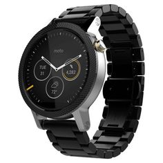 """When it comes to showing off you smartwatch, Motorola knows exactly what they are doing. The Moto 360 2nd Gen is one of the most anticipated smartwatches in the world this year. It is a very advanced watch that not only tells time but """"makes time for you""""."""
