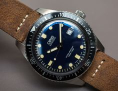 Oris Divers Sixty-Five 42mm Watch Hands-On