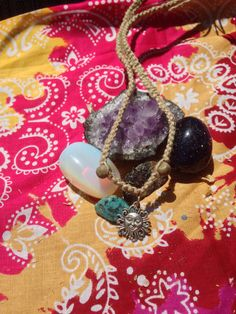 Hey, I found this really awesome Etsy listing at https://www.etsy.com/listing/241941926/sunkissed-hemp-necklace