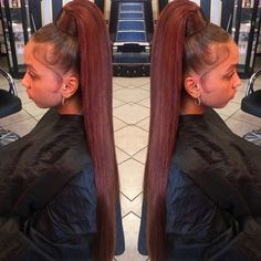 60 Best Long Ponytail Hairstyles 2018 - New Hair Styles 2018 Long Ponytail Hairstyles, Long Ponytails, Ponytail Styles, Weave Hairstyles, Girl Hairstyles, Long Ponytail Weave, Long Weave, Hairstyles 2018, Popular Hairstyles