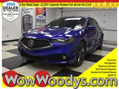 One owner! This Acura TLX w/a spec Pkg Top options include Sunroof, Leather/Suede Heated/Cooled Front Seats, Backup Camera, Navigation & Blind Spot Monitoring. Plus, a dependable Premium Unleaded V-6 3.5 L/212 engine powering this Automatic transmission. Cargo Space Lights, Tire Specific Low Tire Pressure Warning, Rear Child Safety Locks. This vehicle's stock is 19JA73-300
