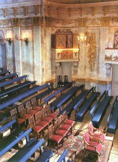 le petit théâtre de Marie-Antoinette à Trianon